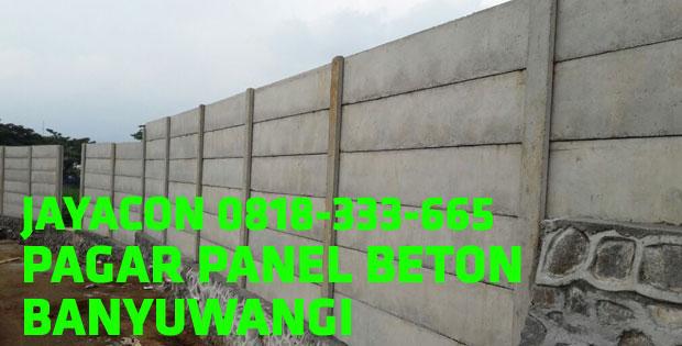 pagar beton banyuwangi