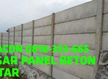 pagar beton blitar
