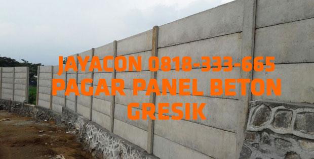 pagar beton gresik