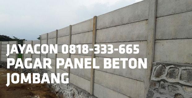 pagar beton jombang