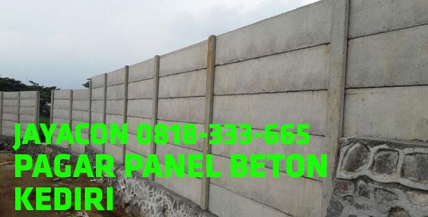 pagar beton kediri