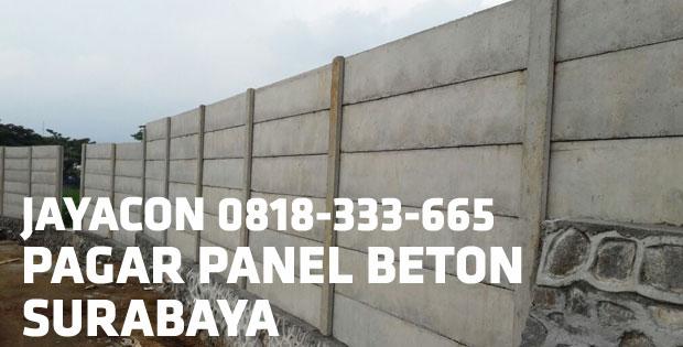 pagar panel beton surabaya